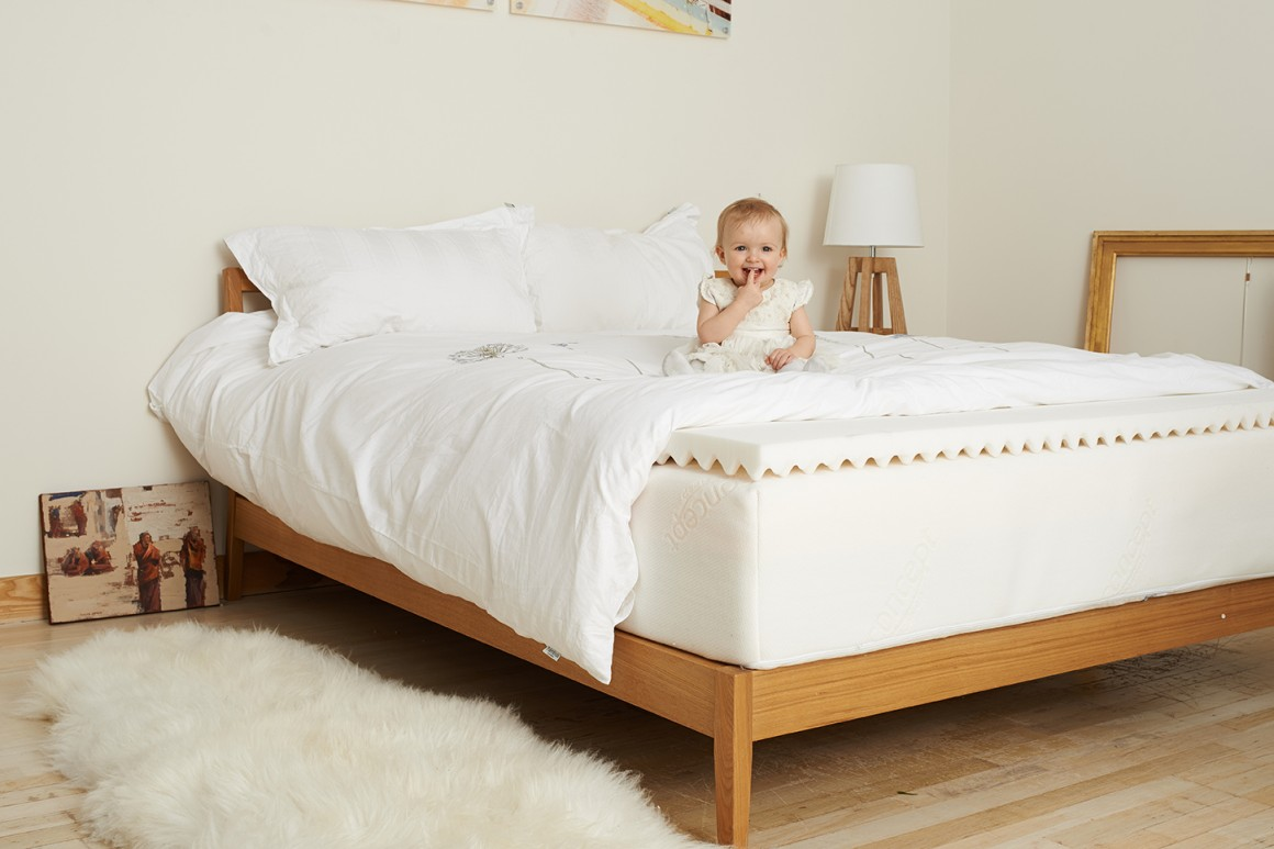 basic foam memory therapy mattress topper visco products